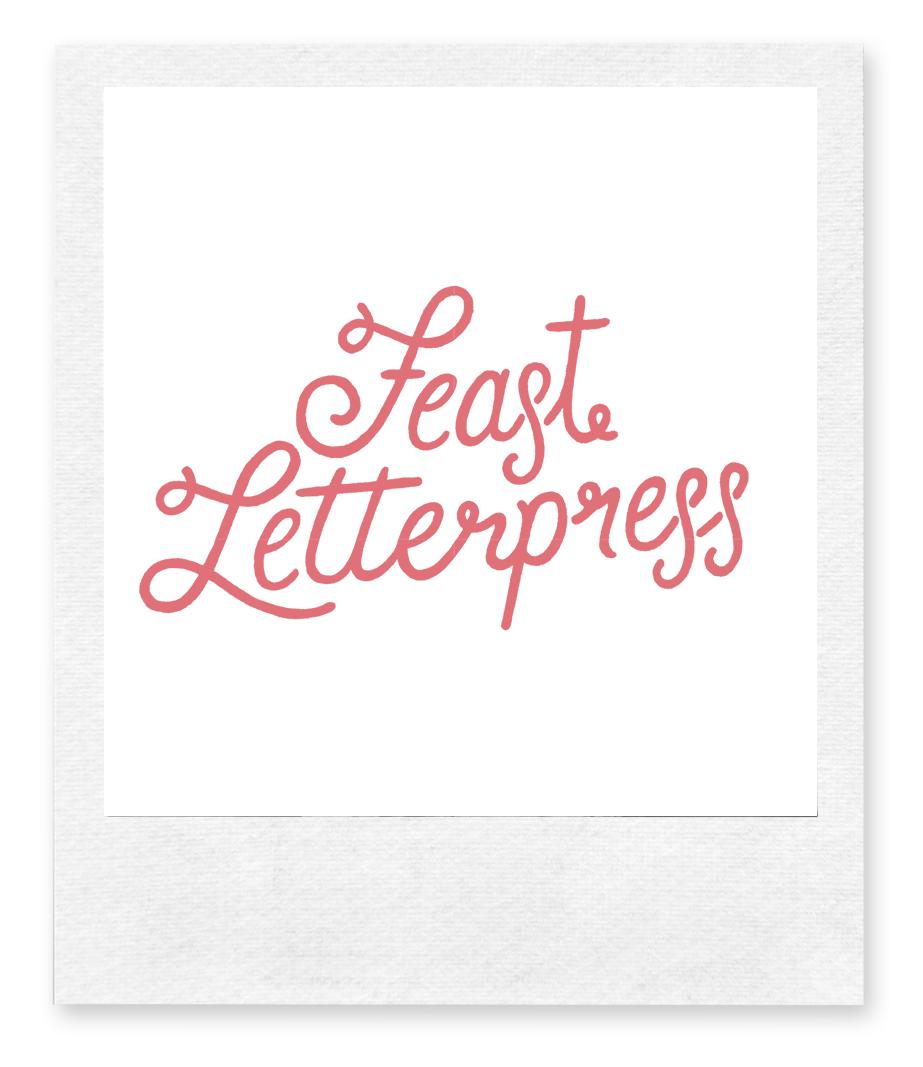 Feast_Letterpress