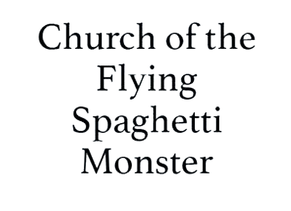 Spaghetti-Church