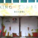 King Edward entrance